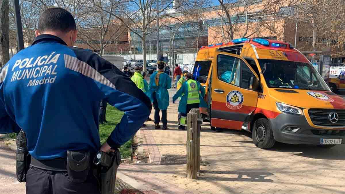 Atropello de una mujer de 79 años en un carril-bici del Parque de la Cuña Verde