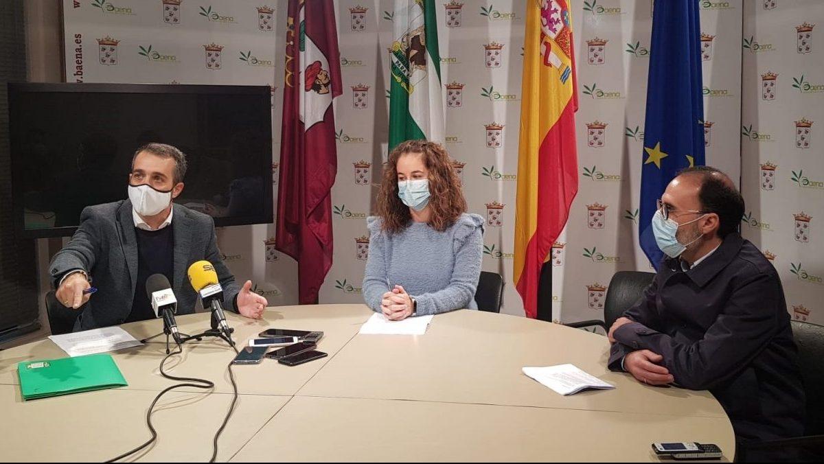 Córdoba.- PSOE, IU y el edil de Iporba que apoya la moción de censura contra la alcaldesa de Baena piden su dimisión