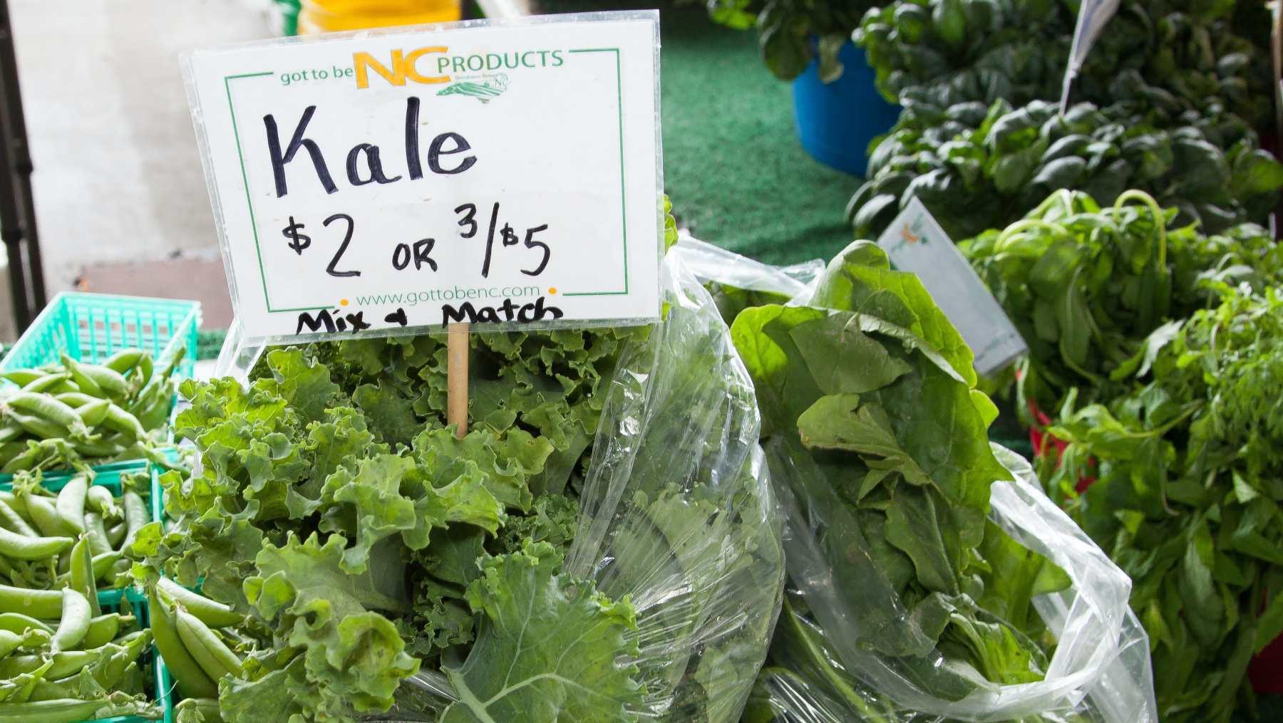 Kale beneficios
