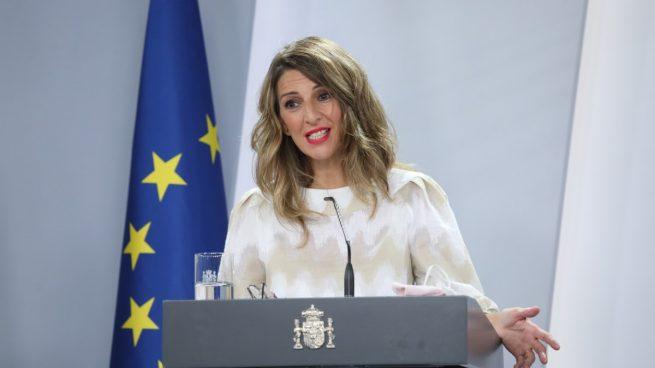 Yolanda Díaz Podemos
