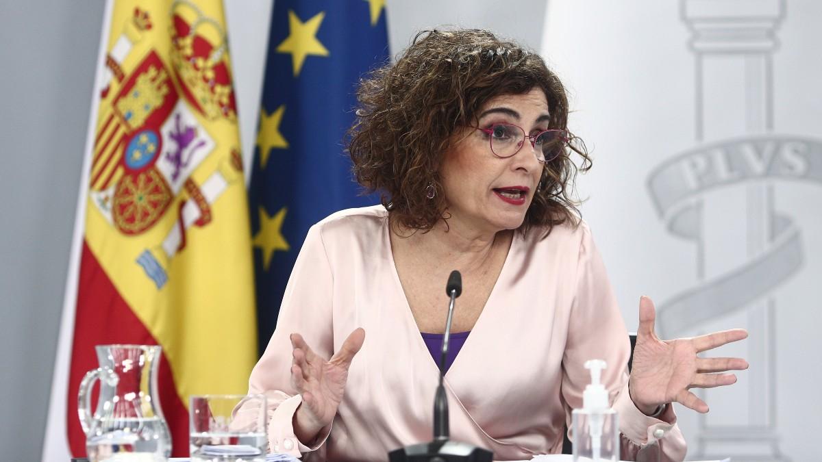 La ministra de Hacienda dejará a España con el mayor déficit de la Unión Europea