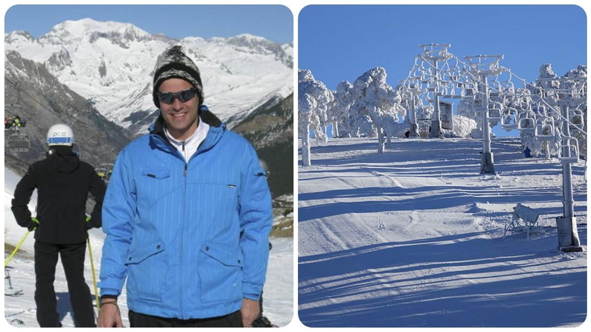 Pedro Sánchez ha permitido el cierre de Navacerrada, aunque sea aficionado confeso al snowboard.