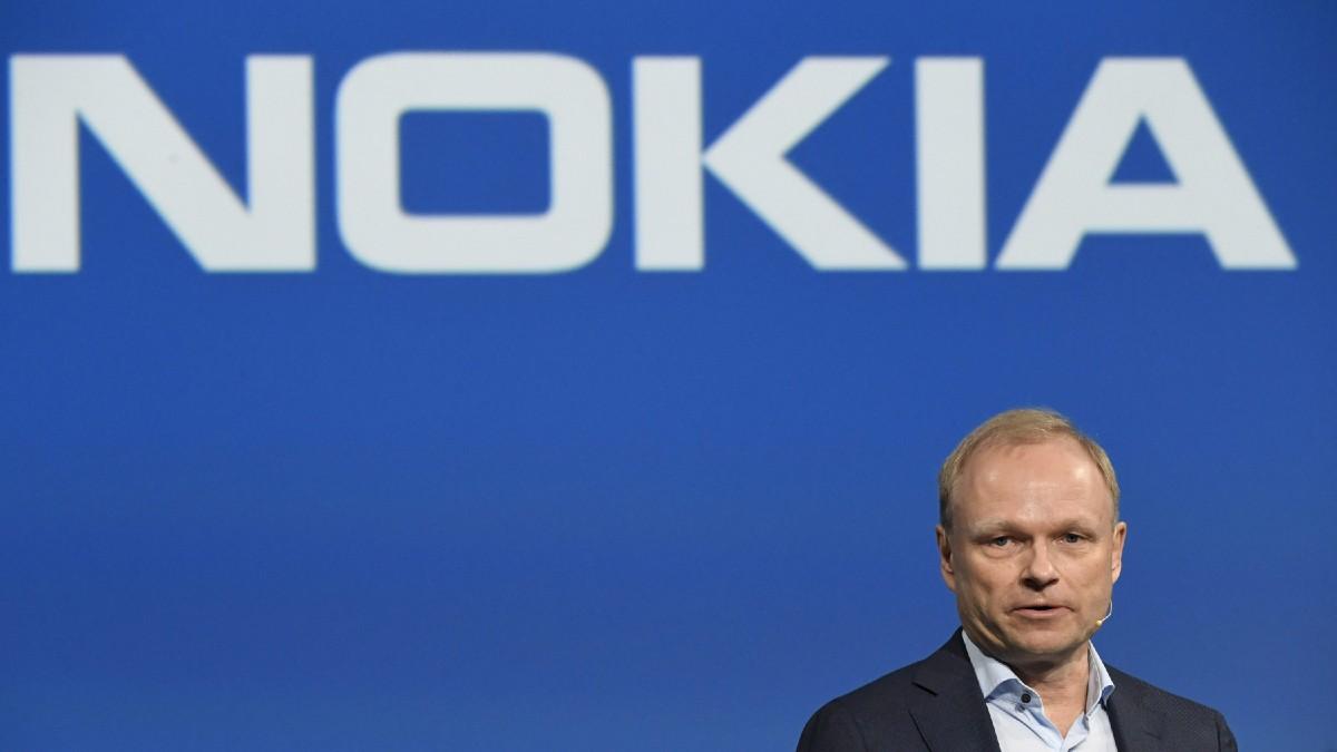 Pekka Lundmark, presidente y consejero delegado de Nokia
