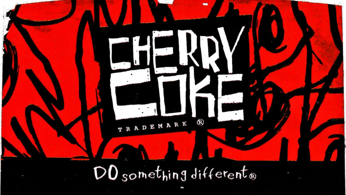 Cherry Coke, un refresco de Coca Cola