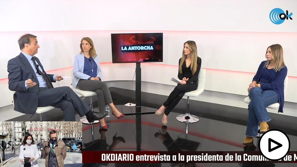 La Antorcha: La izquierda dice 'no' a Pablo Iglesias