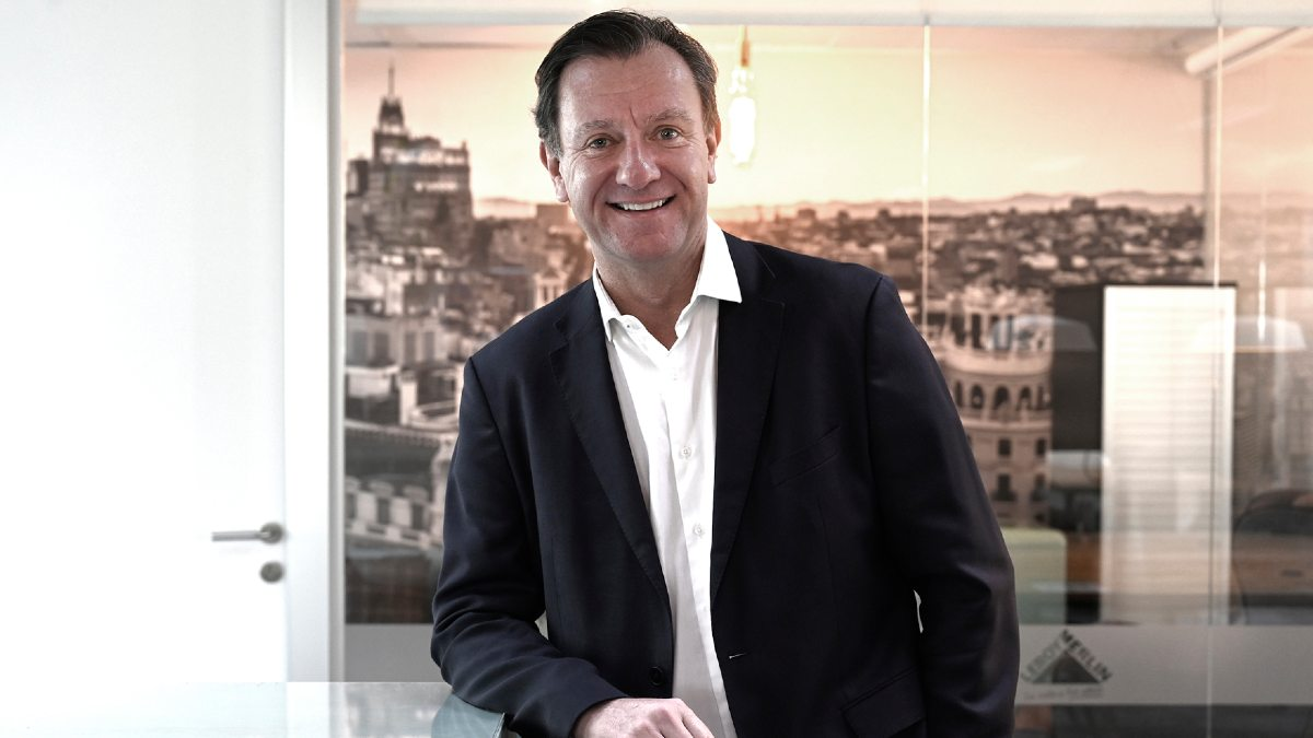 Alain Ryckeboer, CEO de Leroy Merlin España