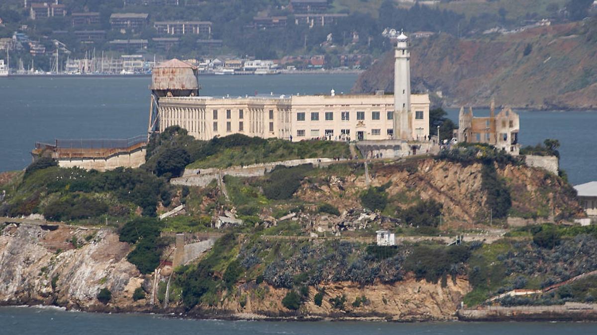 Cárcel de Alcatraz