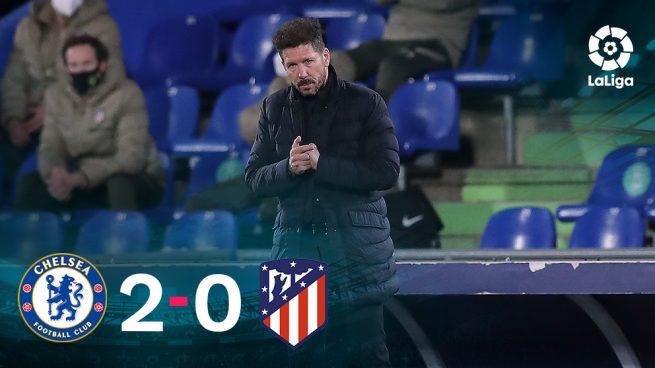 Atletico Chelsea