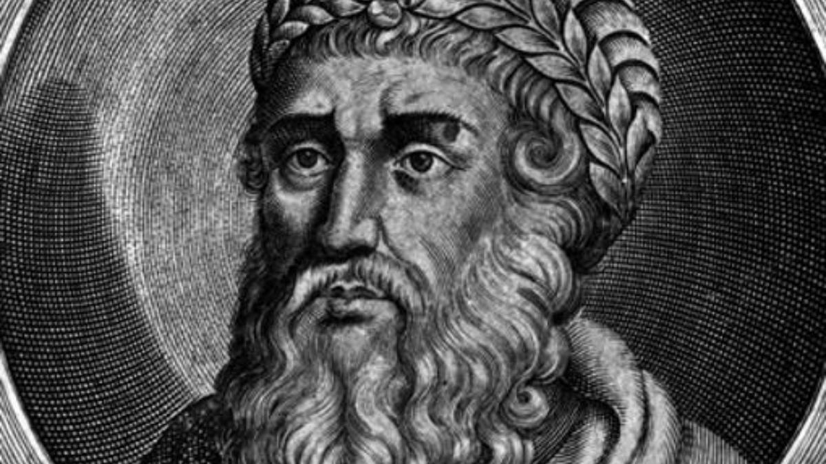 Retrato de Herodes 'el Grande'