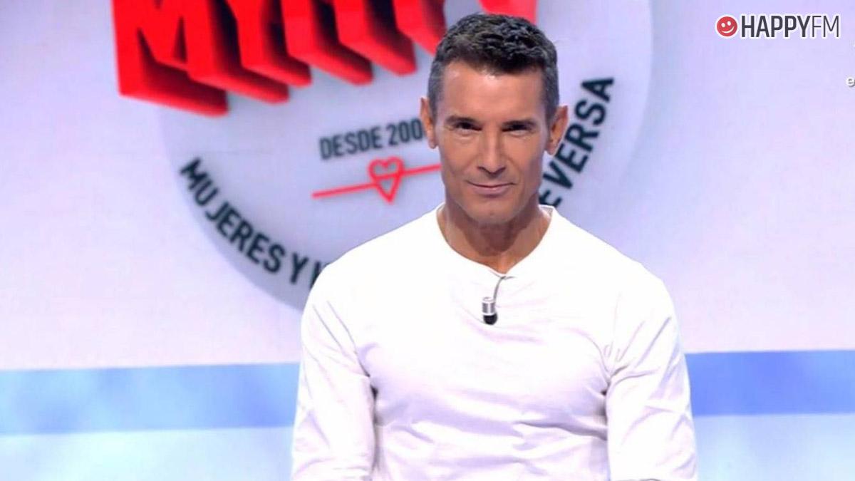 Jesús Vázquez en 'Myhyv'