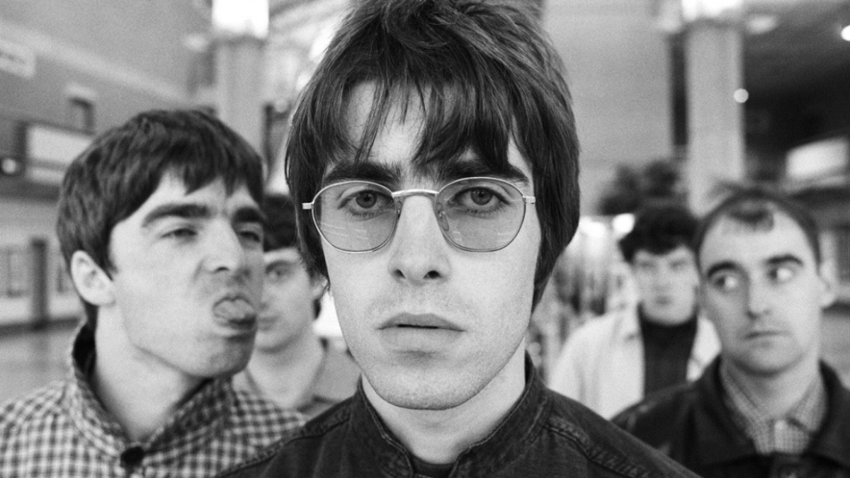 La banda británica Oasis