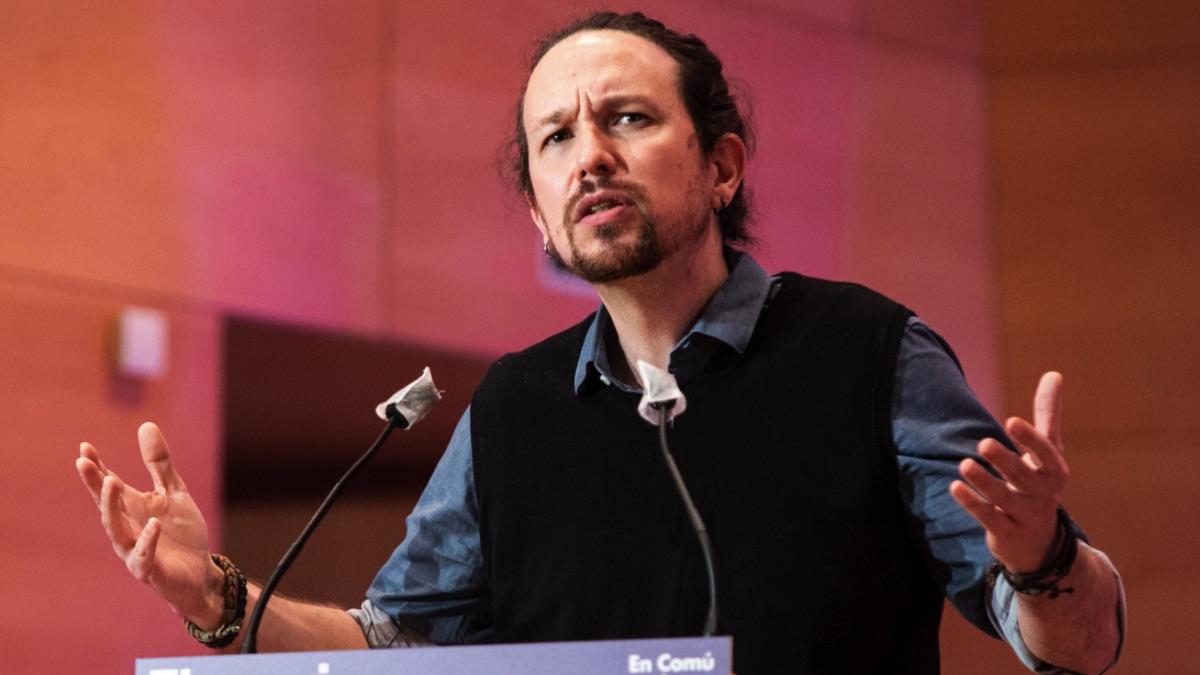 Pablo Iglesias, líder de Podemos. (Foto: Europa Press)