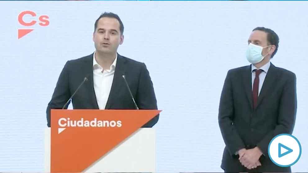 Ignacio Aguado y Edmundo Bal.