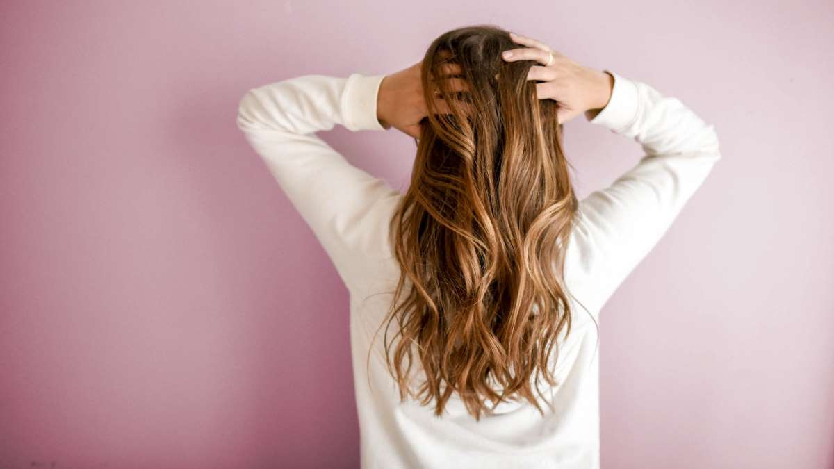 Un pelo brillante es un pelo bonito