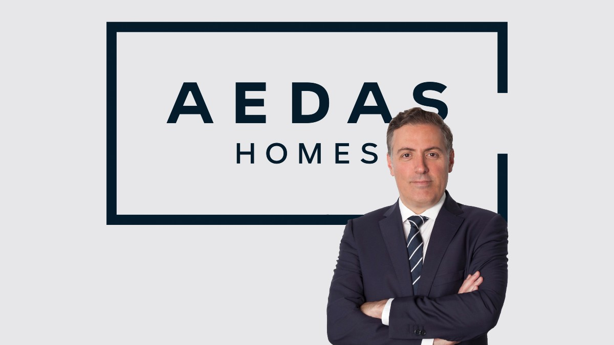 David Martínez, CEO de AEDAS Homes