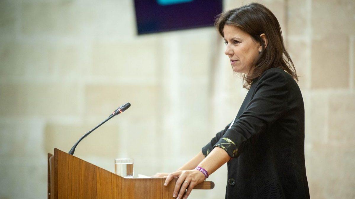 Laportavoz de Igualdad, Políticas Sociales y Conciliación del PP-A en el Parlamento andaluz, Ana Vanessa García.