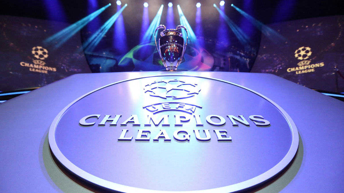 Sorteo Champions League 2020/2021