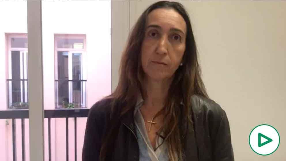 Paula Badanelli, concejal de Vox en el Ayuntamiento de Córdoba.