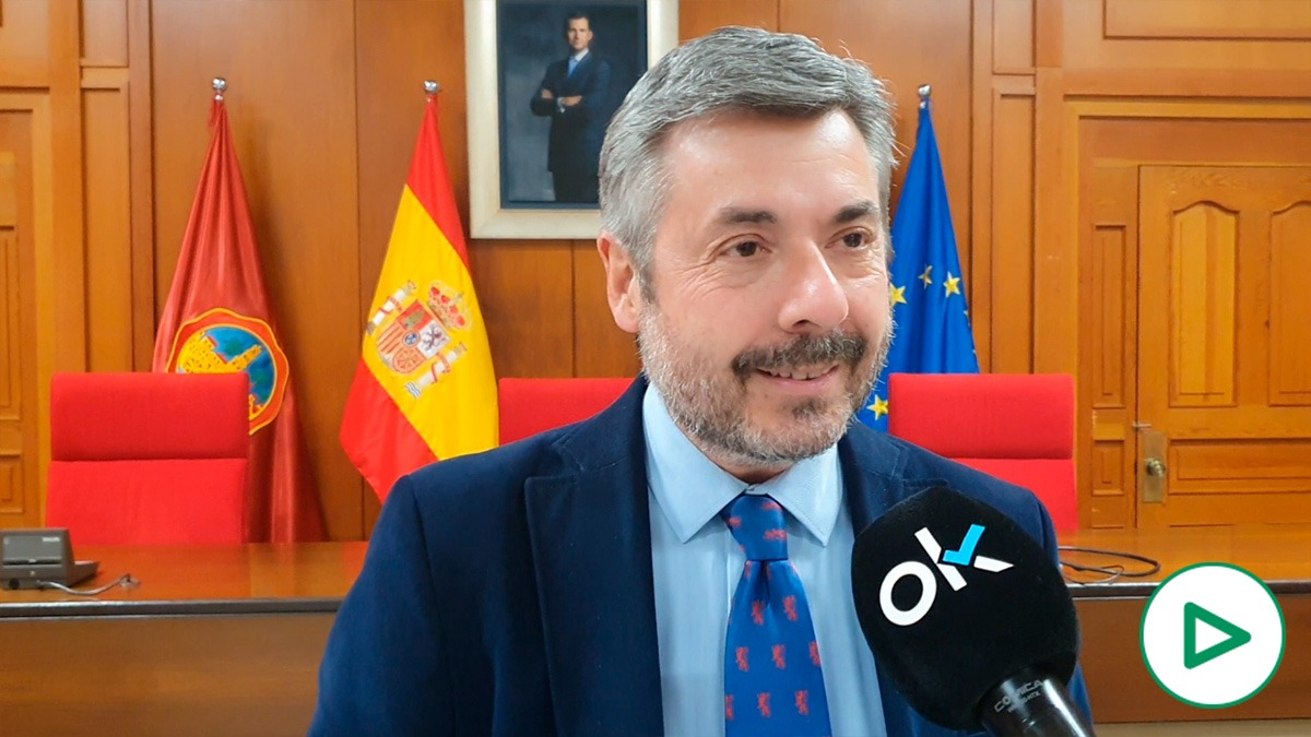 El teniente de Alcalde de Córdoba, Miguel Ángel Torrico (PP).