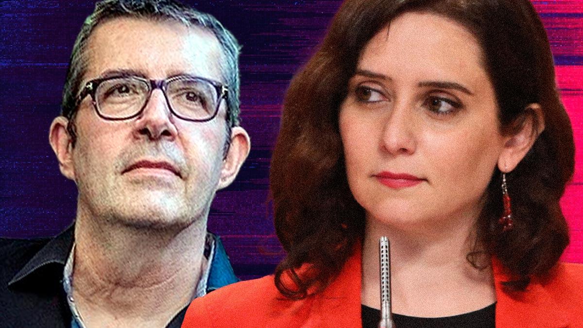 Máximo Pradera e Isabel Díaz Ayuso.