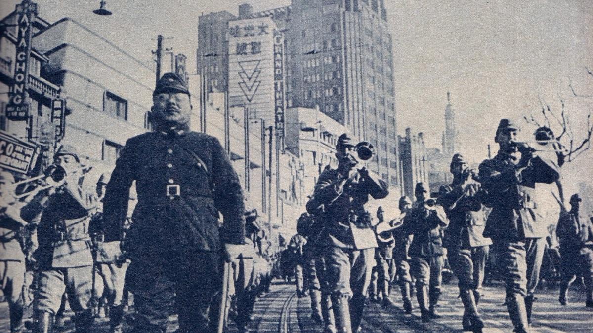 Kampeitai, servicio secreto japonés