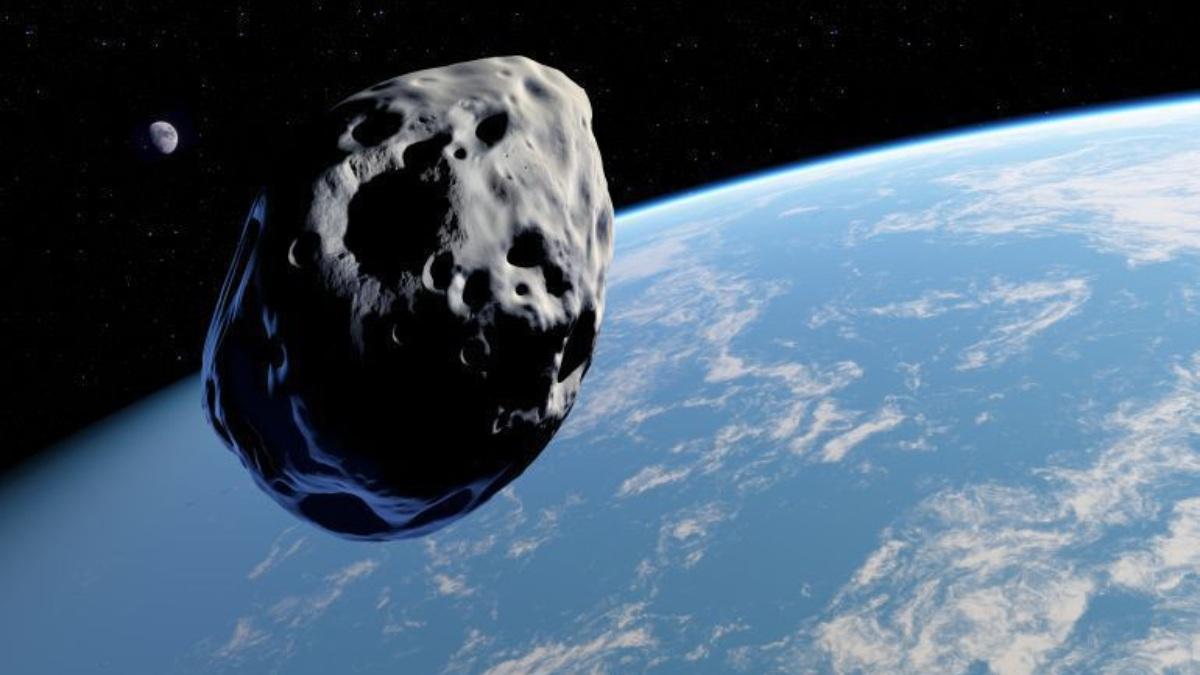 Un asteroide se acerca a la Tierra