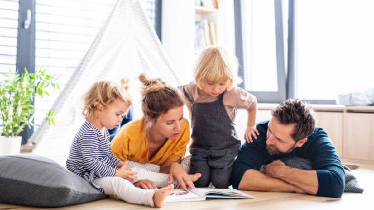 Aprende cómo dar ejemplo a los niños