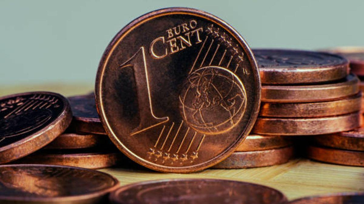 ¿Cómo es la moneda de céntimo de euro que todo el mundo busca?