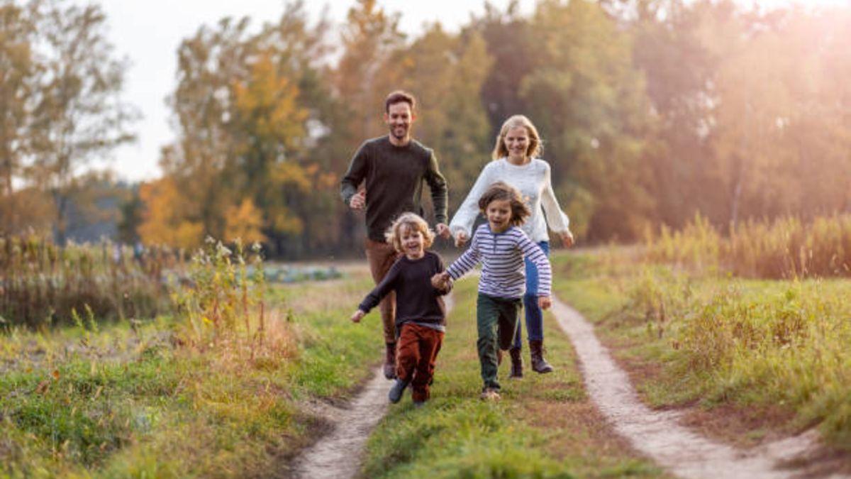 Planes para celebrar la jornada dedicada a la felicidad con los niños