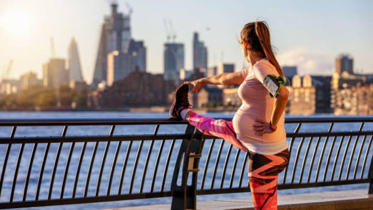 Qué ejercicios es mejor no hacer durante el embarazo