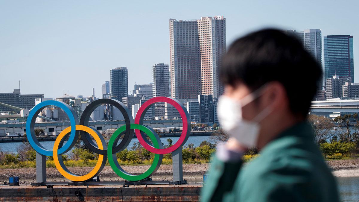 No habrá público extranjero en los Juegos Olímpicos de Tokio (AFP)