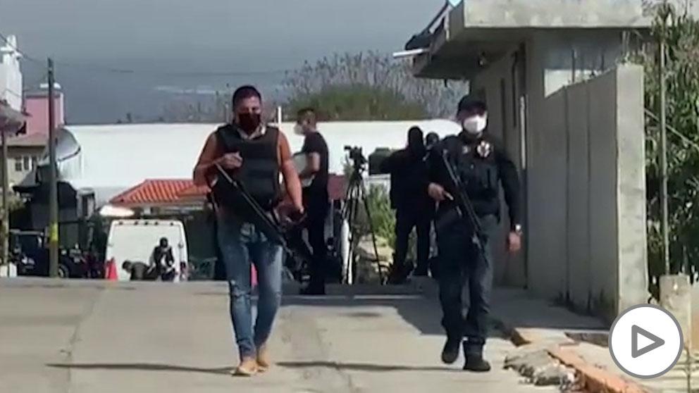 Unos narcotraficantes asaltan y asesinan a 13 policías en México