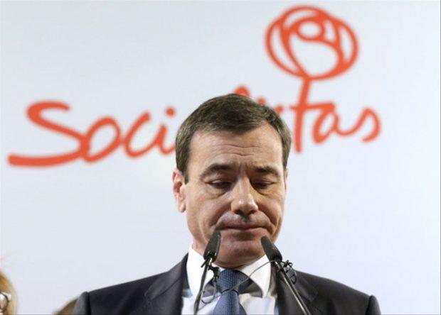 El ex dirigente del PSOE en Madrid y ex alcalde de Parla, Tomás Gómez