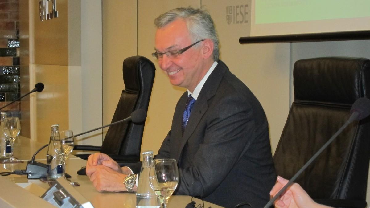 Josep Baselga.