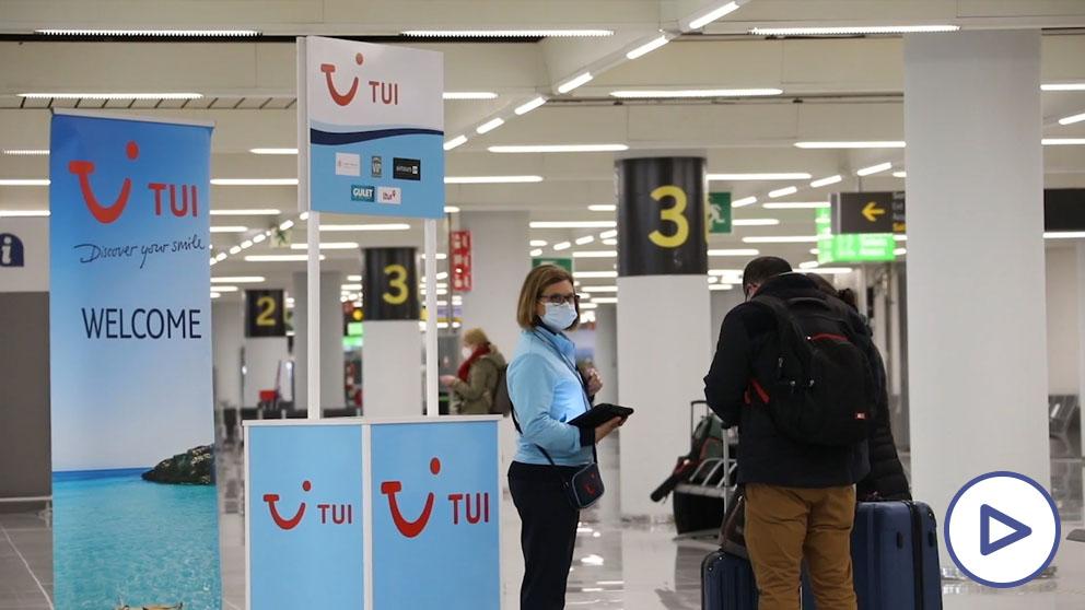 Los aviones de TUI vuelven a volar a Mallorca desde este domingo copia