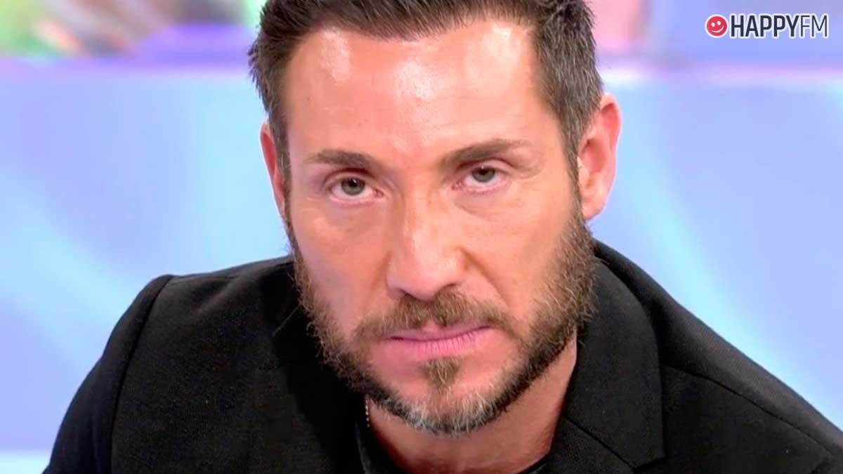 Antonio David Flores, despedido fulminantemente de Telecinco