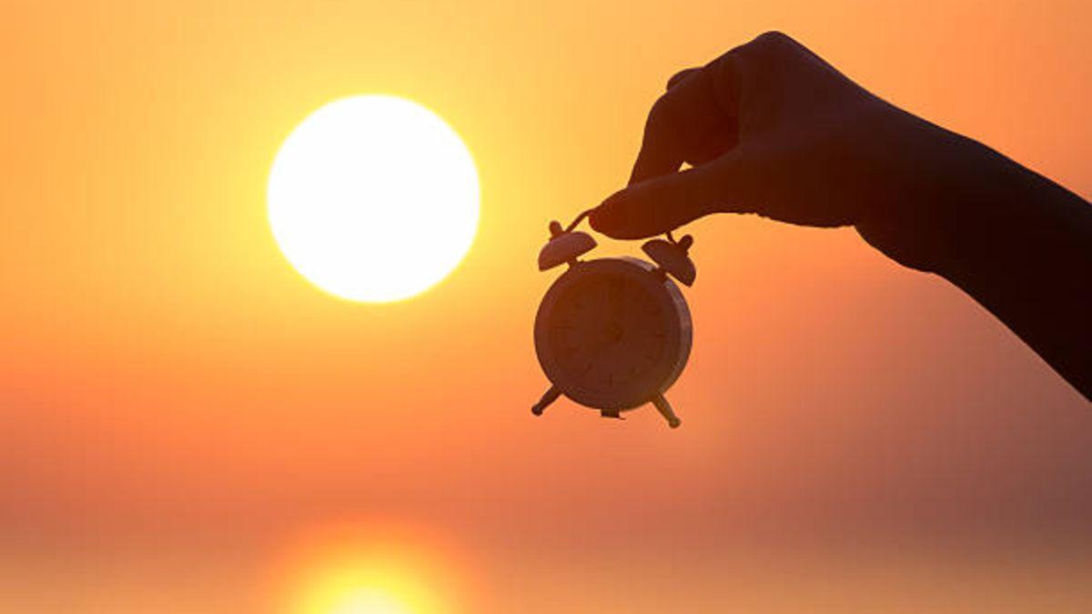 En qué momento tendremos que cambiar la hora al horario de verano