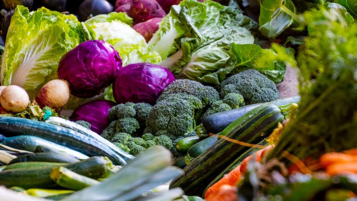 Las verduras son imprescindibles en cualquier dieta