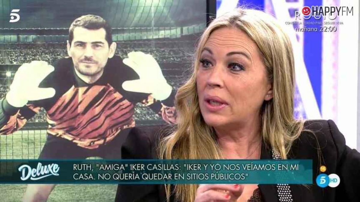 Ruth, supuesta ex pareja de Iker Casillas