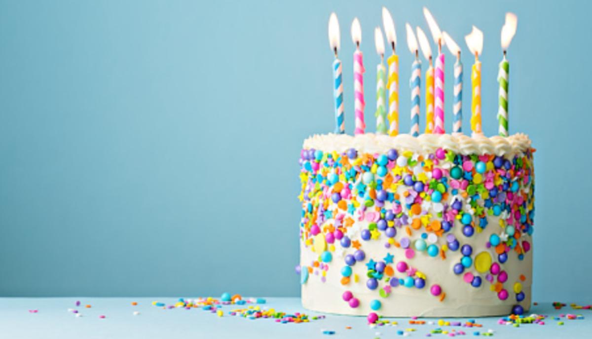 Las 3 mejores recetas de tartas de cumpleaños para niñas