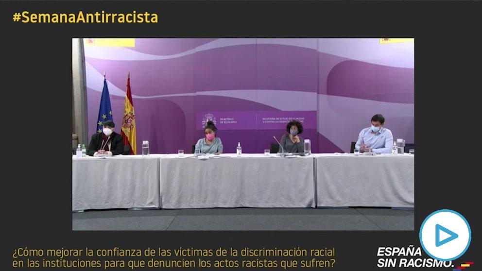 Foro organizado por el Ministerio de Igualdad