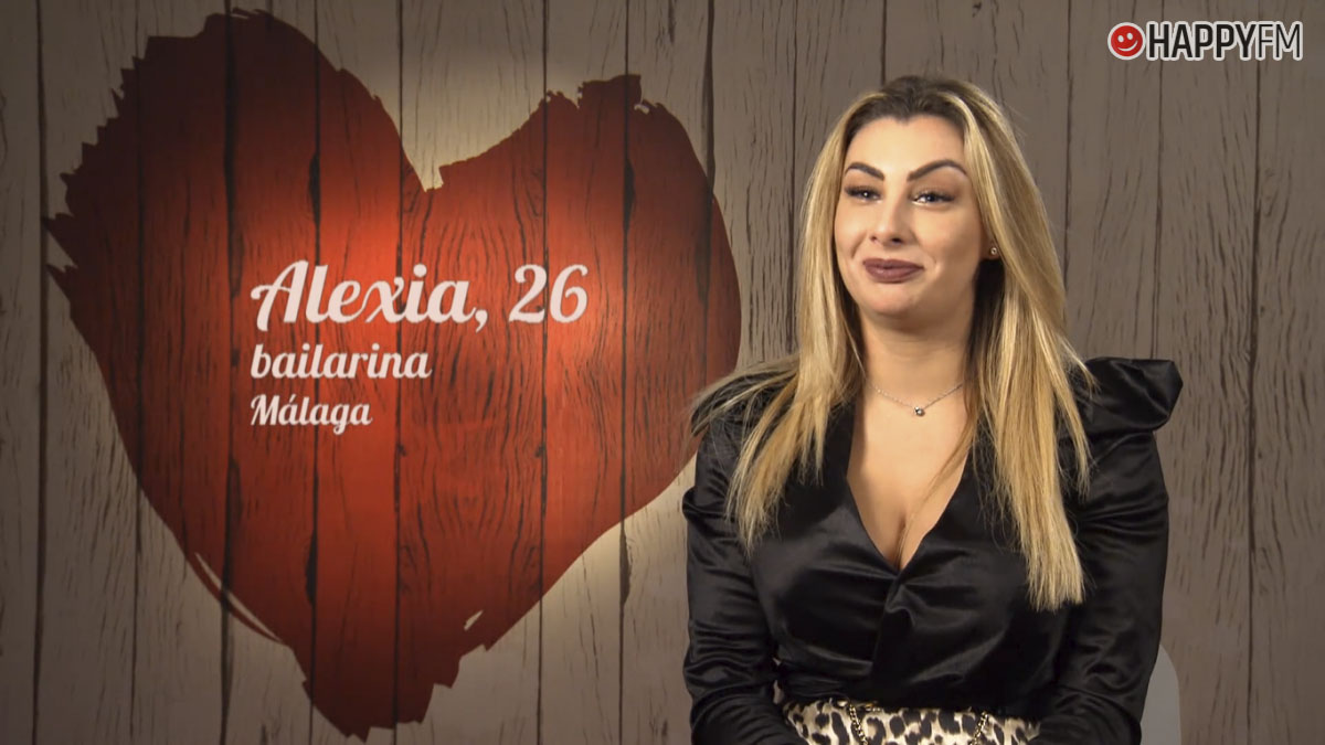 Alexia en First Dates