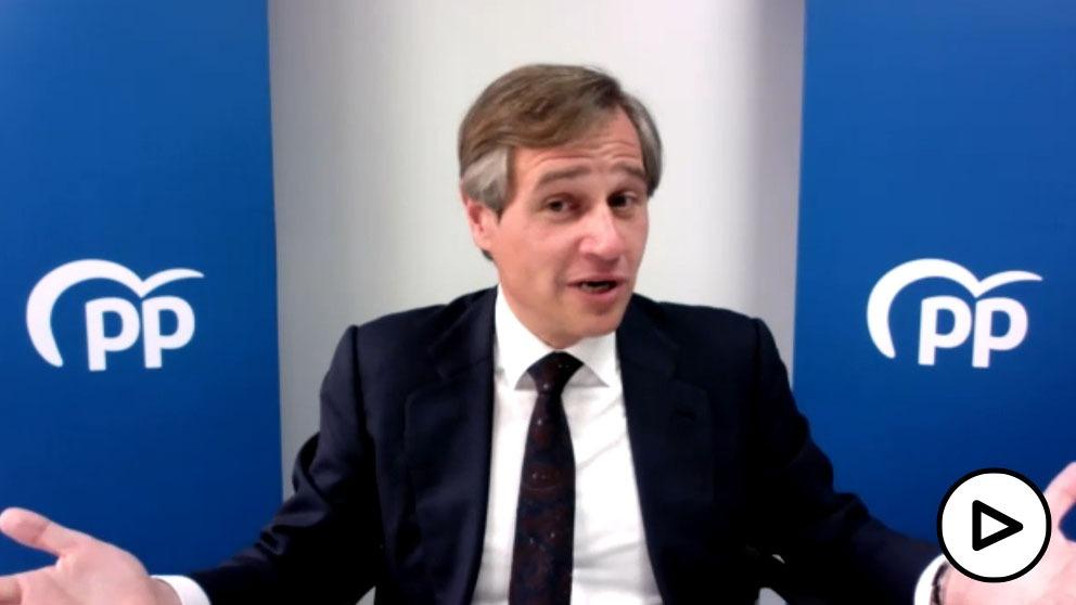Antonio González Terol habla para OKDIARIO de la crisis en Ciudadanos