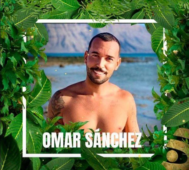 Omar Sánchez, décimo concursante confirmado de 'Supervivientes 2021'