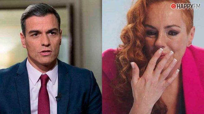 Pedro Sánchez también vio la docuserie de Rocío Carrasco: