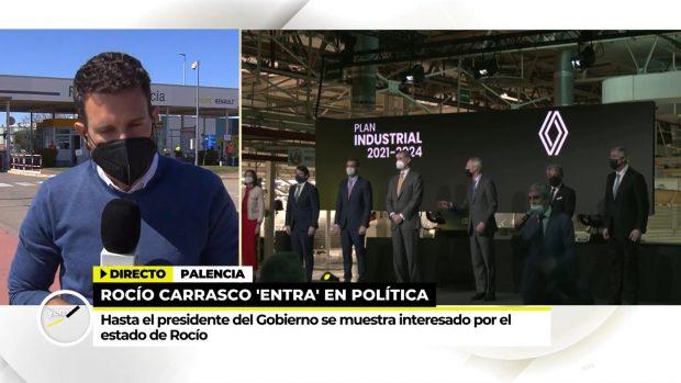 Pedro Sánchez se interesó por el estado de Rocío Carrasco