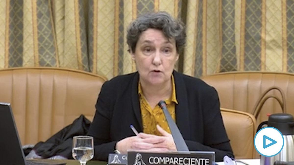 Beatriz Gimeno, directora del Instituto de la Mujer.