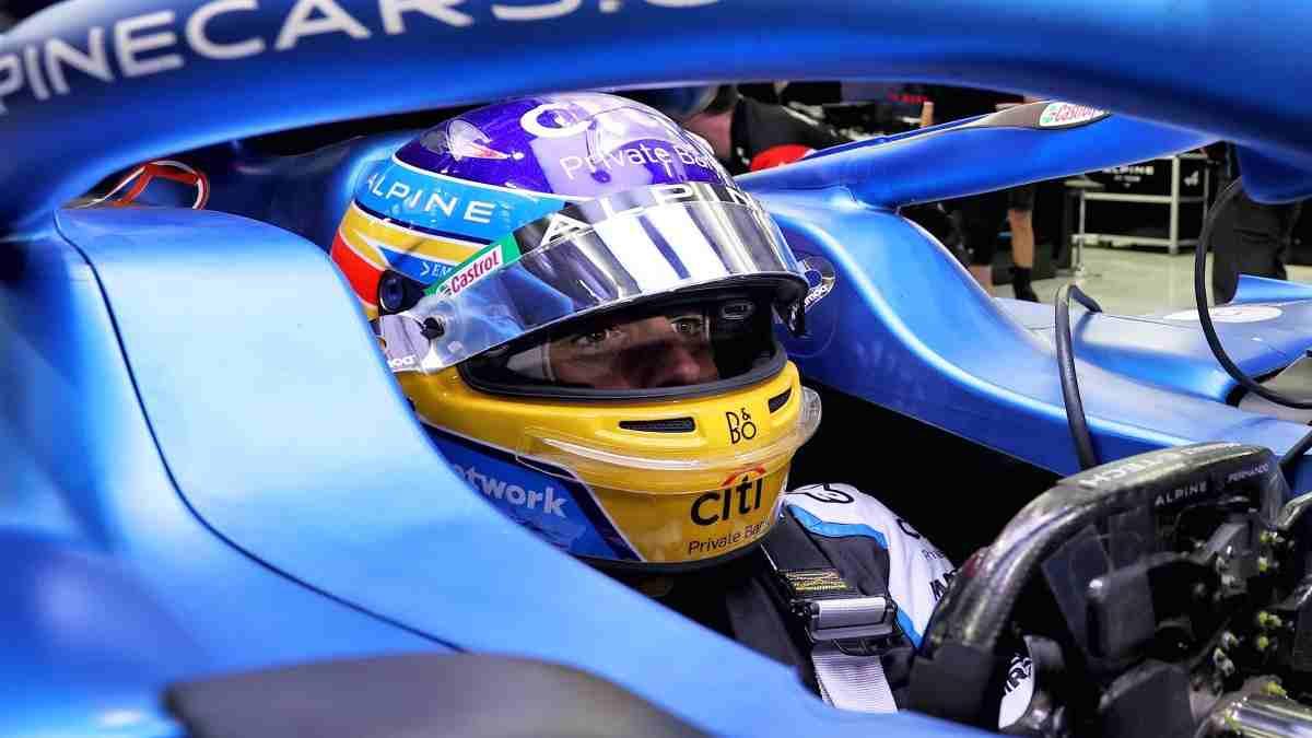Fernando Alonso. (@alo_oficial)