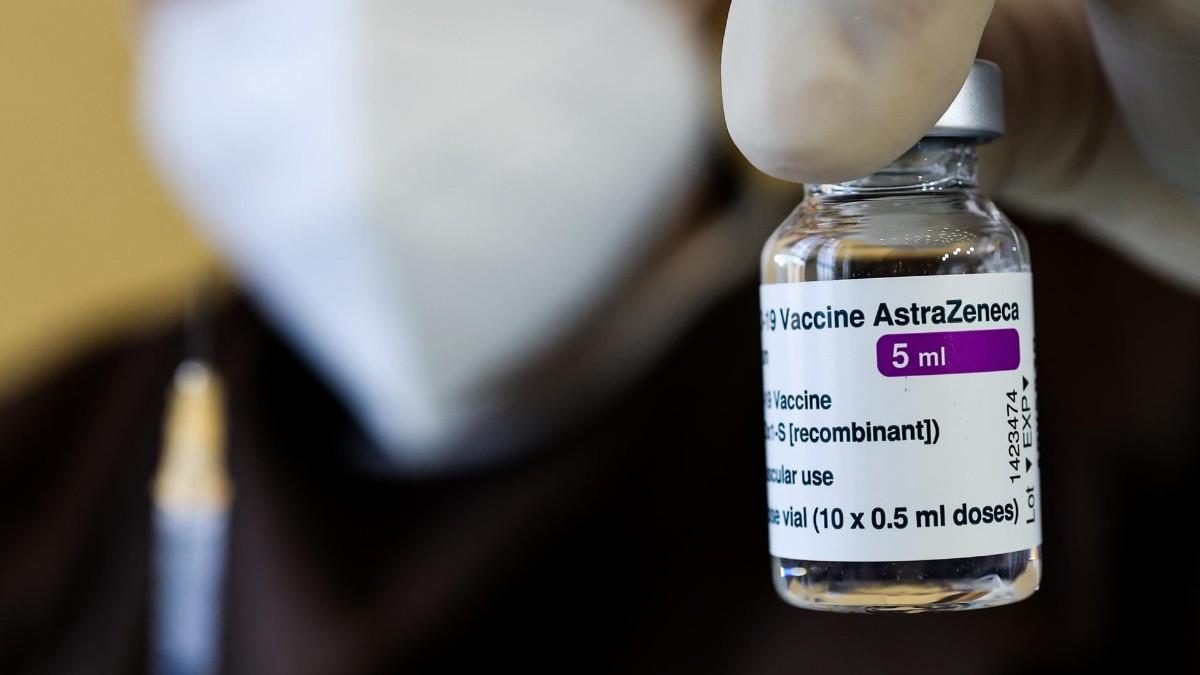 Dosis de vacuna contra el Covid-19.