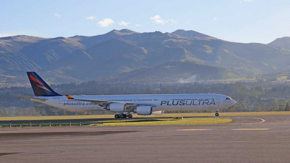 Avión de Plus Ultra